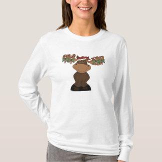 Christmas Moose T-Shirt