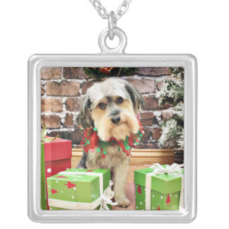 Christmas - Morkie - Cooper Jewelry