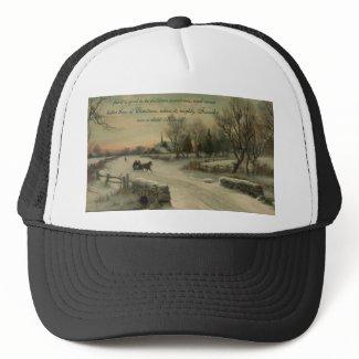 Christmas Morn - Hat #1 hat