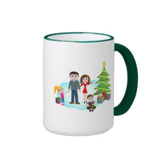 Christmas Morning Mug Mug
