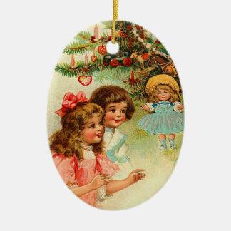 Christmas Morning Ornament