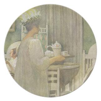Christmas Morning, pub. in 'Lasst Licht Hinin'(`Le Dinner Plate