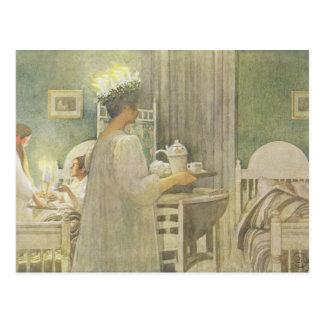 Christmas Morning, pub. in 'Lasst Licht Hinin'(`Le Postcard