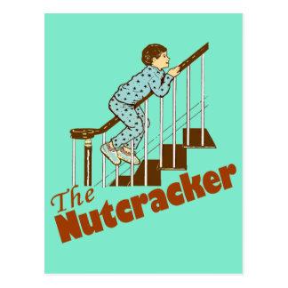 Christmas Morning The Nutcracker Postcard