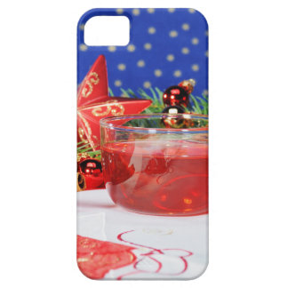 Christmas motive iPhone SE/5/5s case