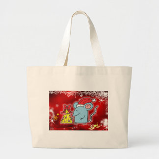 Christmas Mouse & Cheese Bags