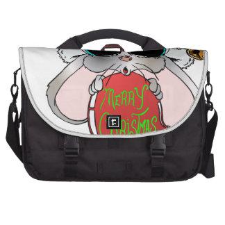 Christmas Mouse Commuter Bag