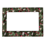 Christmas Mouse Magnetic Frame