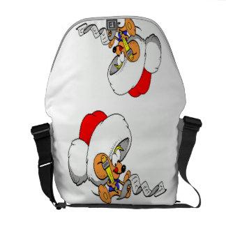 Christmas Mouse Messenger Bag