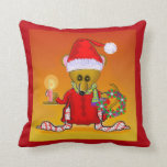 Christmas Mouse pillow