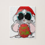 Christmas Mouse Puzzles