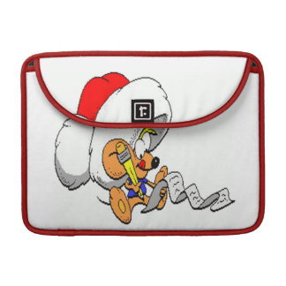 Christmas Mouse Sleeve For MacBooks