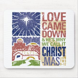 CHRISTmas! Mouse Pad