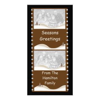 Christmas Movie Photo Card