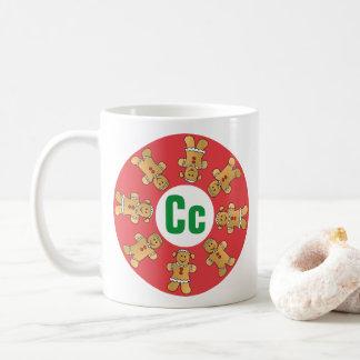 """Christmas Mug 11 oz. """"Gingerbread Mug"""""""