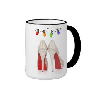 Christmas  Mug For  the Fashionistas