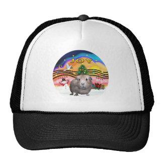 Christmas Music 2 - Guinea Pig 2 Trucker Hats