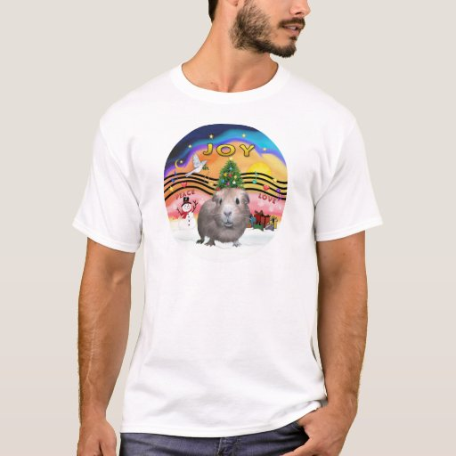Christmas Music 2 - Guinea Pig 2 T-Shirt