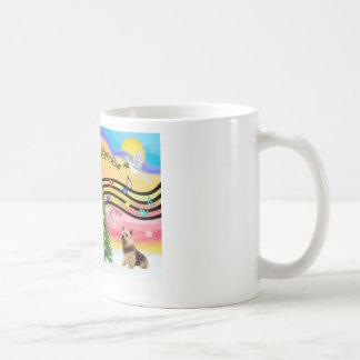 Christmas Music 2 - NorwichTerrier Coffee Mug