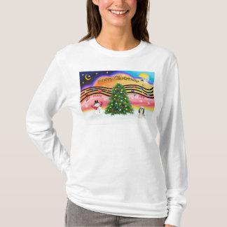 Christmas Music 2 - Shih Tzu #3 T-Shirt