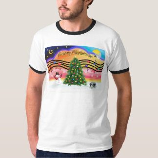 Christmas Music 2 - Shih Tzu (A) T-Shirt