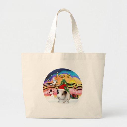 Christmas Music - Guinea Pig1 (hat) Bag