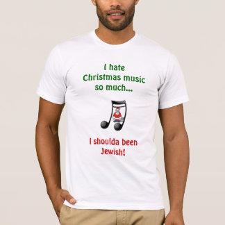 Christmas Music - T-Shirt