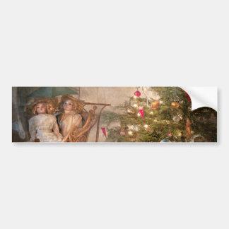 Christmas - My first Christmas Bumper Sticker