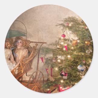 Christmas - My first Christmas Sticker