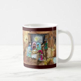 Christmas Nativity Coffee Mug