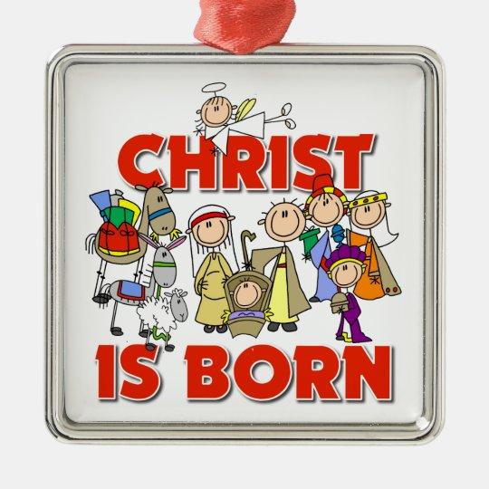 Christmas Nativity Ornament