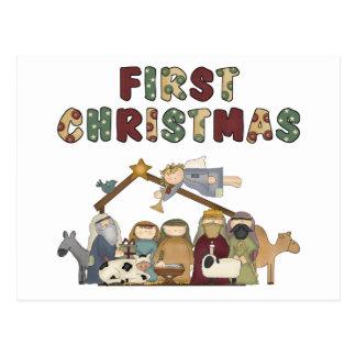 Christmas Nativity Postcards