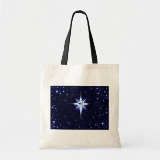 Christmas Nativity Star Bag