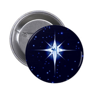 Christmas Nativity Star Pin