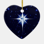 Christmas Nativity Star Christmas Ornament