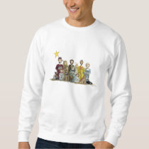 Christmas Nativity Sweatshirt