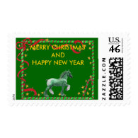CHRISTMAS/NEW YEAR POSTAGE