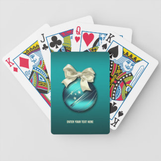 Christmas / New Year's  Gift Playing Card Deck