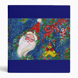 CHRISTMAS NIGHT BINDER