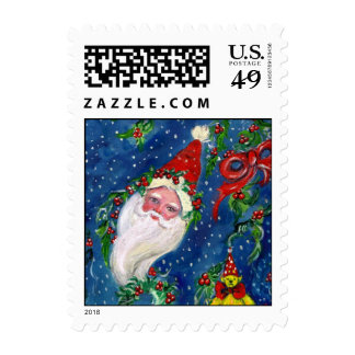 CHRISTMAS NIGHT / SANTA CLAUS POSTAGE