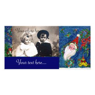 CHRISTMAS NIGHT / SANTA PHOTO CARD