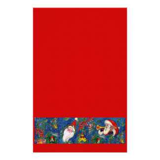 CHRISTMAS NIGHT STATIONERY