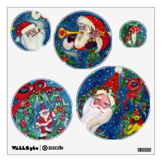 CHRISTMAS NIGHT WALL DECAL