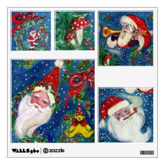 CHRISTMAS NIGHT WALL STICKER
