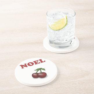 Christmas Noel Drink Coaster