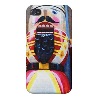 Christmas Nutcracker Covers For iPhone 4