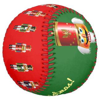 Christmas Nutcracker Story Softball