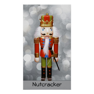 Christmas Nutcracker Value Poster Paper (Matte)