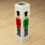 """Christmas Nutcracker Wine Box<br><div class=""""desc"""">Christmas Nutcracker Wine Box - See same/similar images on many other products under MY COLLECTIONS,  Nutcrcker Sweet</div>"""