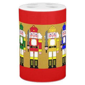 Christmas Nutcrackers Bathroom Set